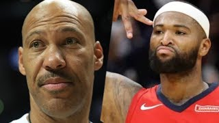 LaVar Ball SHADES Rajon Rondo, CALLS OUT Warriors For Signing Boogie