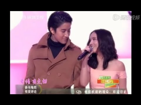 Aom Mike - 有點甜 You Dian Tian(A Little Sweet) @The Generation Show 9Aug14