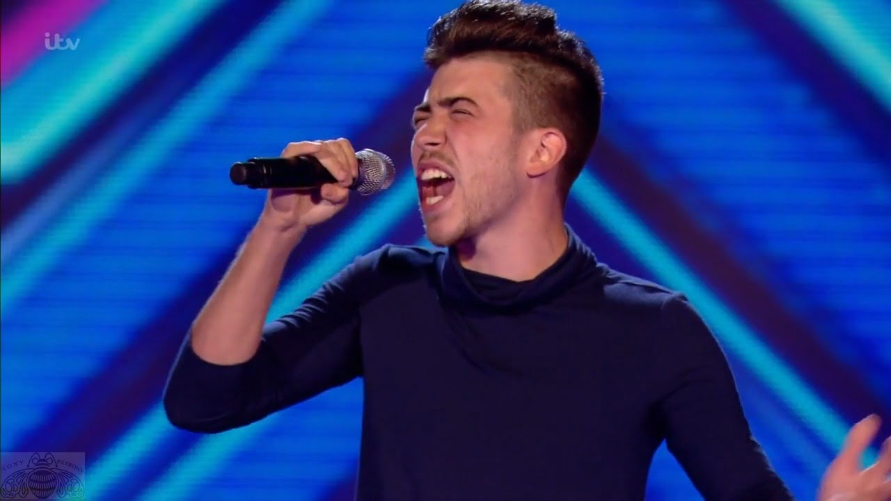 the x factor uk 2016 6 chair challenge christian burrows full clip