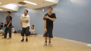 Ain't Thinkin About You - Chris Brown Choreography (Nathan Roda & Leo Pascor)