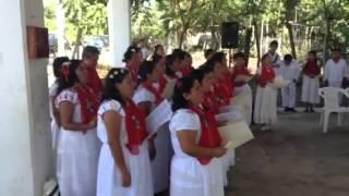 """Himno del Estado de Veracruz en idiomas """"Tutunaku y Español"""""""