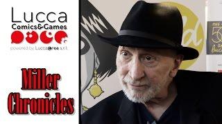 [Lucca C&G] Frank Miller Chronicles