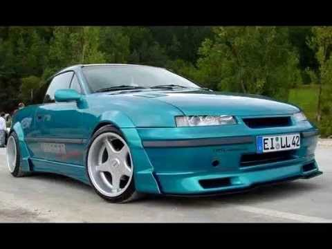 opel calibra tuning cz 2 by piter youtube. Black Bedroom Furniture Sets. Home Design Ideas