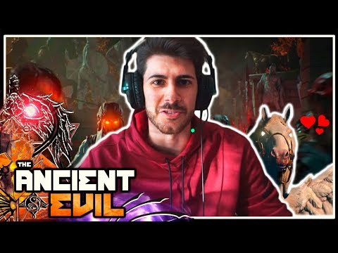 "VIDEO-REACCIÓN TRAILER ""ANCIENT EVIL""    On tá mi Alistair (Black Ops 4 Zombies)"
