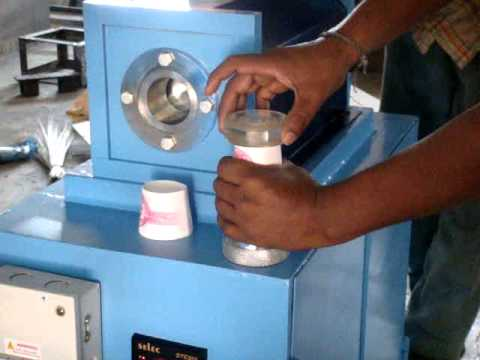 Paper glass making machine in bangalore dating 4