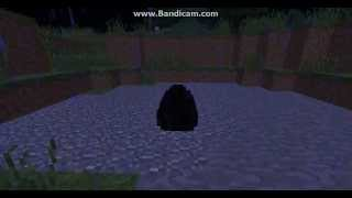 A Dragon Egg Hatching in Minecraft 1.10