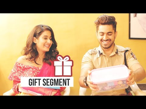 Zain Imam & Aditi Rathore Unwrap Gifts from FANS | Exclusive Gift Segment | Naamkarann