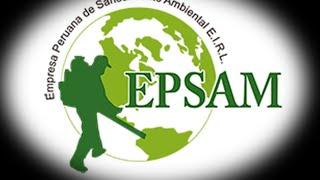 CONTROL DE PLAGAS PARA TU HOGAR . SOMOS PROFESIONALES EPSAM E.I.R.L.