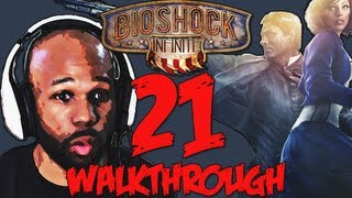Bioshock Infinite Gameplay Walkthrough Part 21 (Xbox 360/PS3/PC HD)