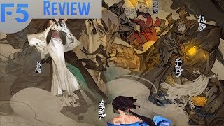 Bladed Fury Review: From China with Vengeance (Video Game Video Review)