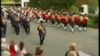 Marschmusik im Innviertel