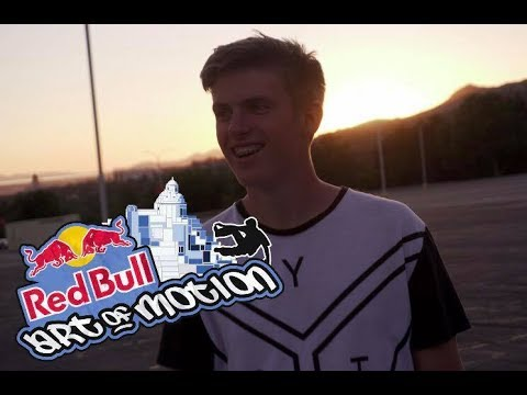 Luke Petrey - Red Bull Art of Motion Submission 2017 | YGT Freerunning