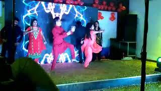 Bhangara dance.....