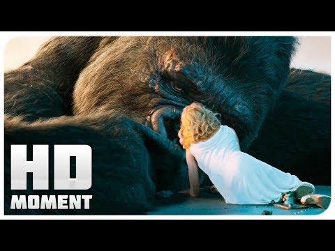 Смерть Конга - Кинг Конг (2005) - Момент из фильма