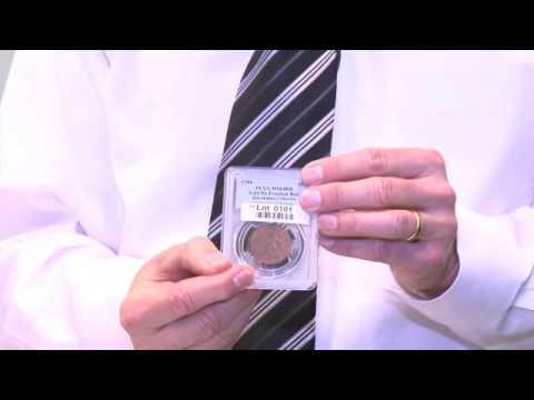 Bob Grellman Previews Sale of Dan Holmes Large Cen...