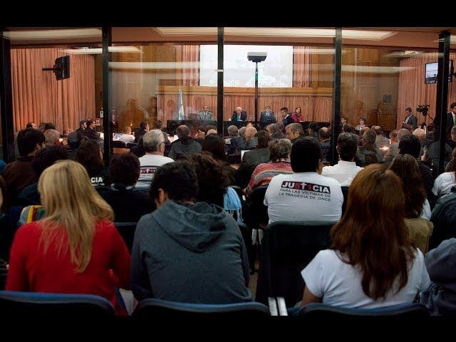 Cuarta audiencia de alegatos en el juicio por la tragedia de Once