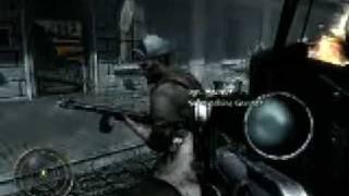 call of duty 5 world at war walkthrough level 4 vendetta 1 2