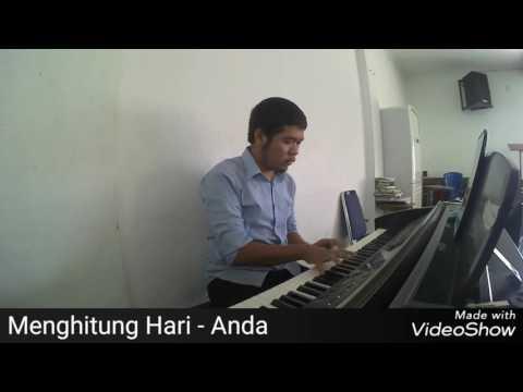 Menghitung Hari - Anda (Piano Cover)