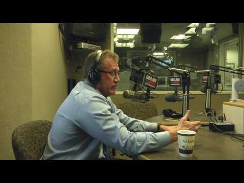 ⭐️John Scheef live on the radio in Dallas/Fort Worth