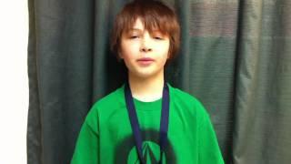 Gagnant médaille d'argent