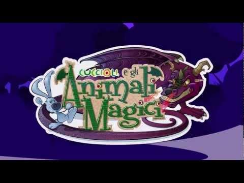 Cuccioli e gli Animali Magici