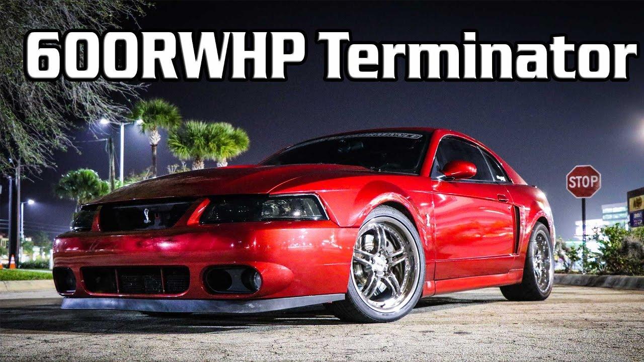 600RWHP VMP TVS Cobra Terminator - YouTube