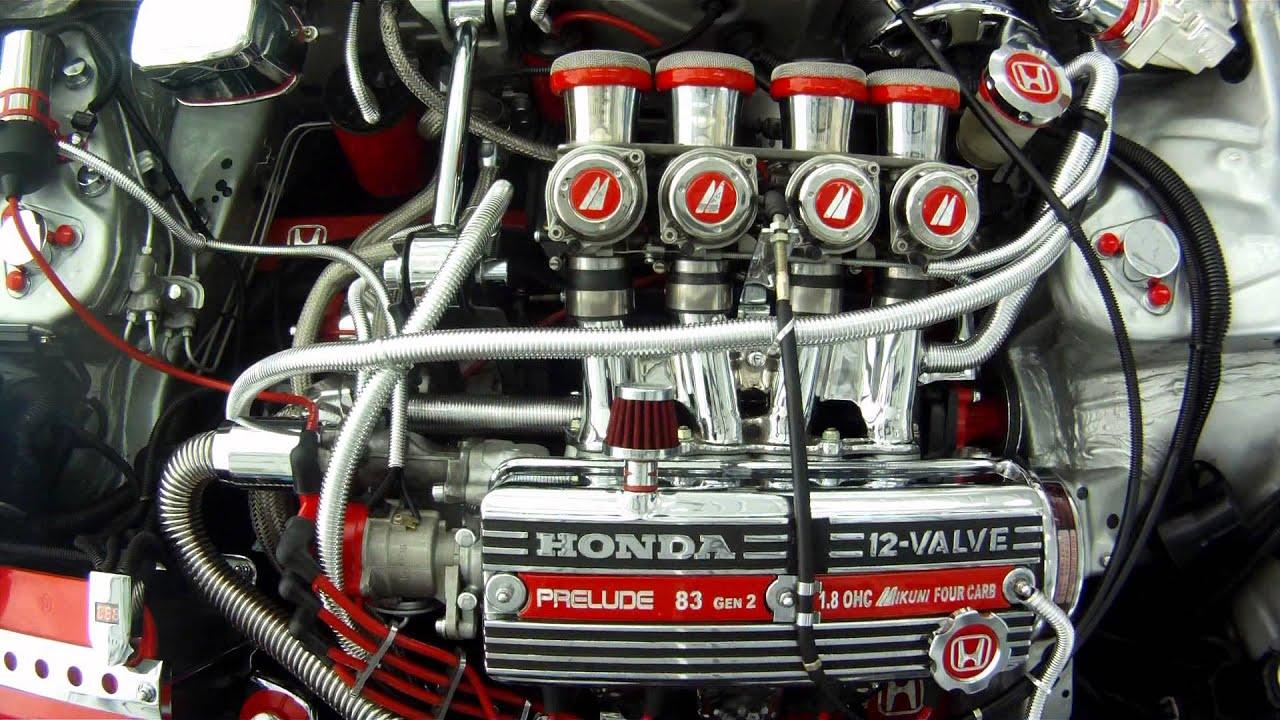 Prelude Parts Car