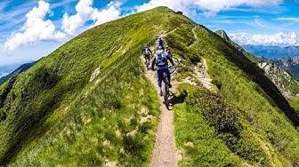 MTB Monte Tamaro - Arosio - Bedano