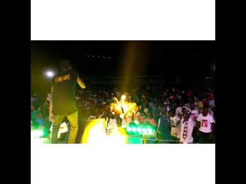 KINNAH LIVE PERFORMANCE AT CHIHVU MUSOMBO 2017