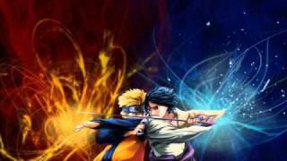 Naruto Shippuden OST 1 - Track 21 - Kouchaku ( Stalemate )
