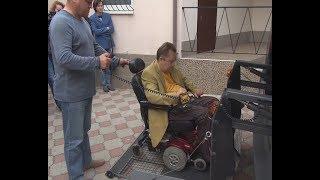 """""""Соціальне"""" таксі у Херсоні перевозитиме маломобільних людей"""