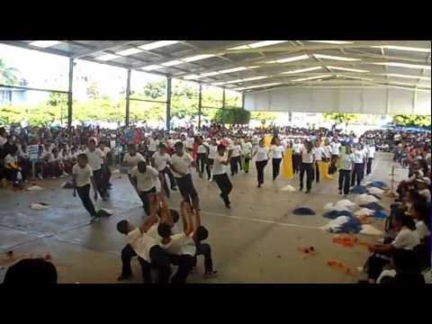 Drill Team Contest Guadalupe High School/Colegio Guadalupe Cuernavaca Morelos