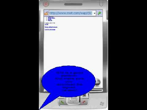 MXit Java on windows Mobile device using Jbed