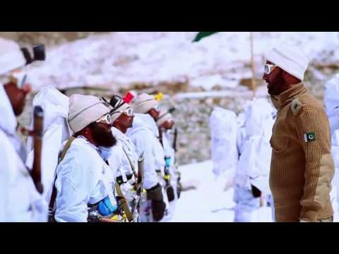 Yeh Ghazi   A tribute to Siachen Warriors of Pakistan HD thumbnail