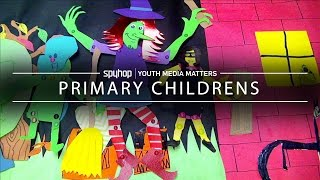 Halloween Movie - Primary Children's Wasatch Canyons