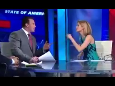 CNN Host Has Emotional Breakdown - Because People Don't Trust CNN Anymore