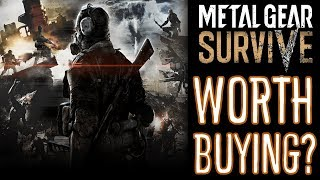 "Is ""Metal Gear Survive"" Worth Buying?  (Metal Gear Surive Gameplay Review)"