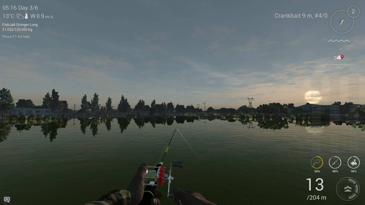 Fishing planet on linux mint 17 3 with ps4 controller for Fishing planet ps4