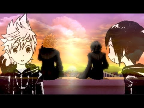 Roxas & Xion || The Saltwater Room