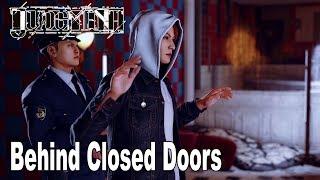 Judgment - Chapter 12: Behind Closed Doors Walkthrough (English Audio) [HD 1080P]