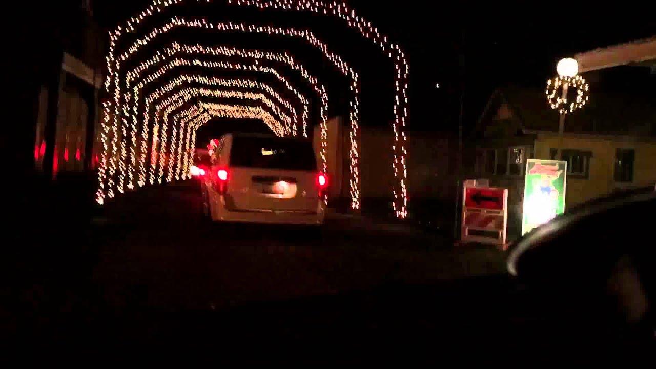 Lakemont Park Christmas Lights