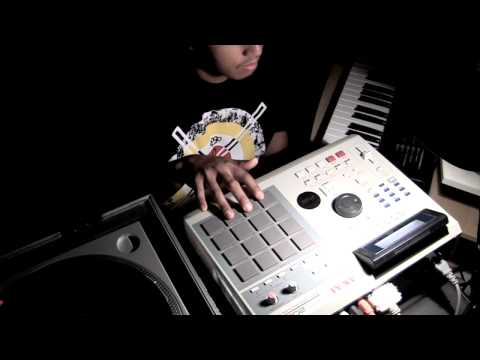 """Disko Dave - """"That's How It Is"""" beat vid"""