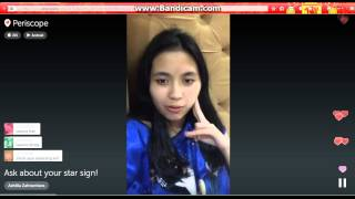 ASHILLA ON PERISCOPE: ASK YOUR SIGN (1/3)