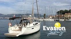 Visite du voilier Bavaria Cruiser 34 - Vente et location avec EVASION YACHTING (83)