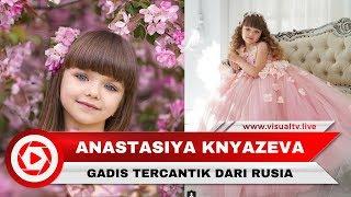 Potret Kecantikan Anastasiya Knyazeva, Gadis Cilik Tercantik di Dunia