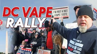 DC Vape Rally Walkthrough and Interview With United Vapers Alliance