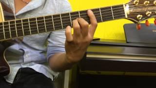 Test Âm Đàn Guitar AC Gỗ Cẩm Lai Ấn Độ Kĩ A50