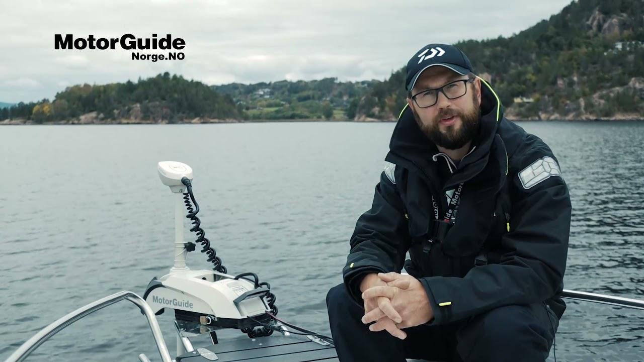 Havfisker'n - Premie fra MotorGuide Norge