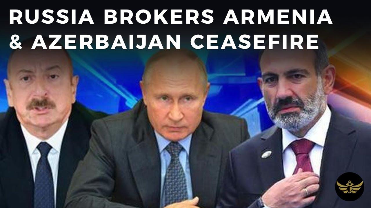 Russia brokers fragile ceasefire between Armenia and Azerbaijan