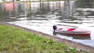RC Chris Craft Boat 2 (2013)